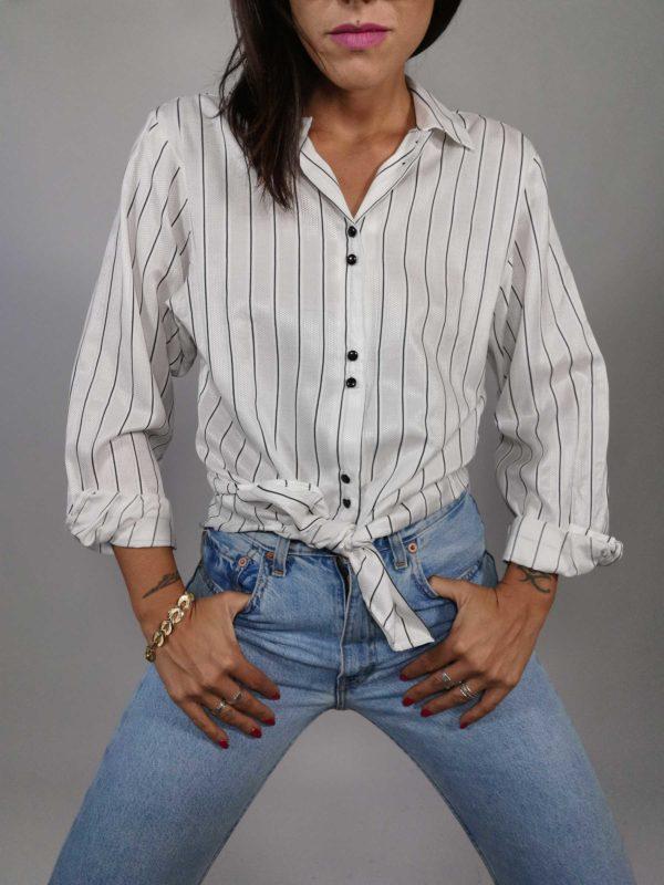 camicia donna vintage perosino