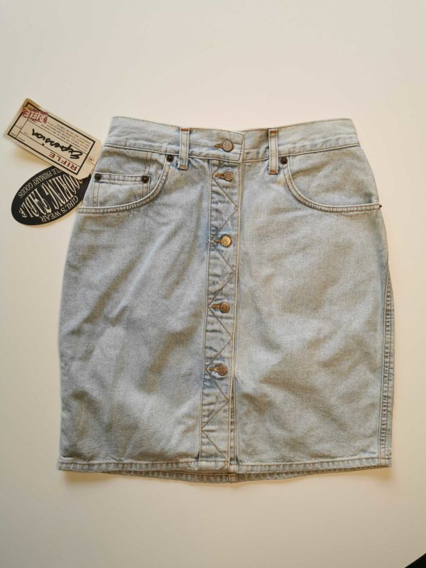 GONNA JEANS VINTAGE ORIGINALE ANNI 90