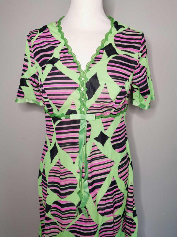 camicia da notte vintage originale anni 80 made in Italy